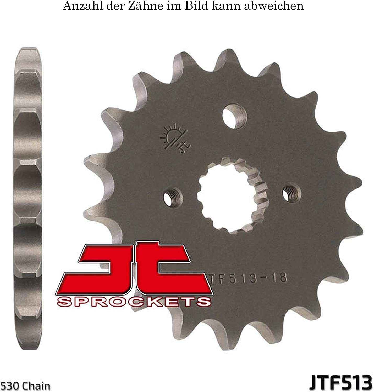 Ritzel 13 Z/ähne f/ür GSF 1200 Bandit Baujahr 1996-2006 von jtSprockets