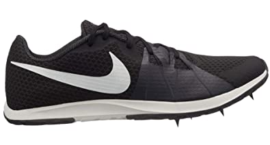 Men'S Nike Zoom Rival Xc Spike??Ships Directly From Nike, BlackSummit White Oil Grey, 6.5 M US