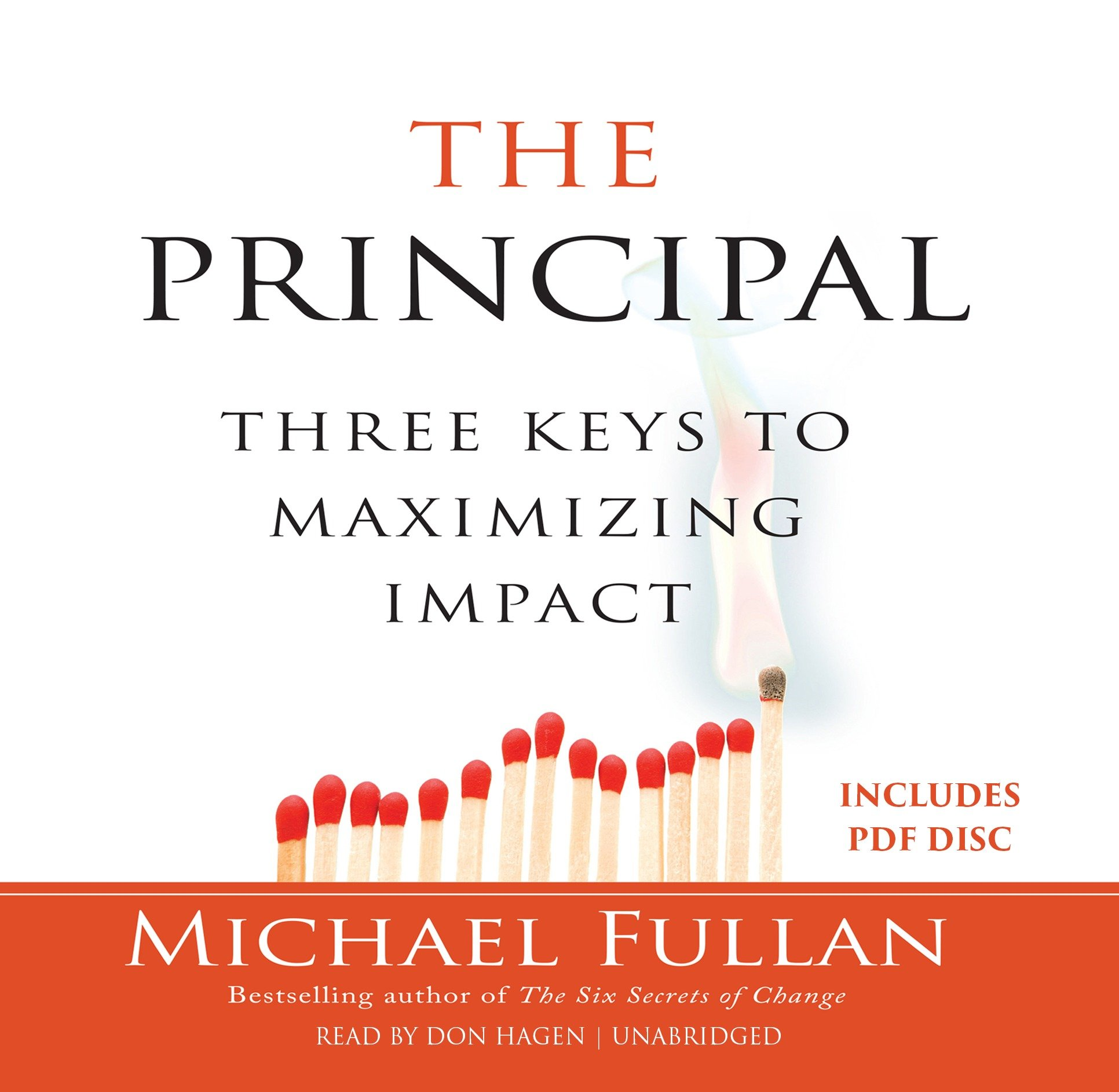 The Principal: Three Keys to Maximizing Impact pdf