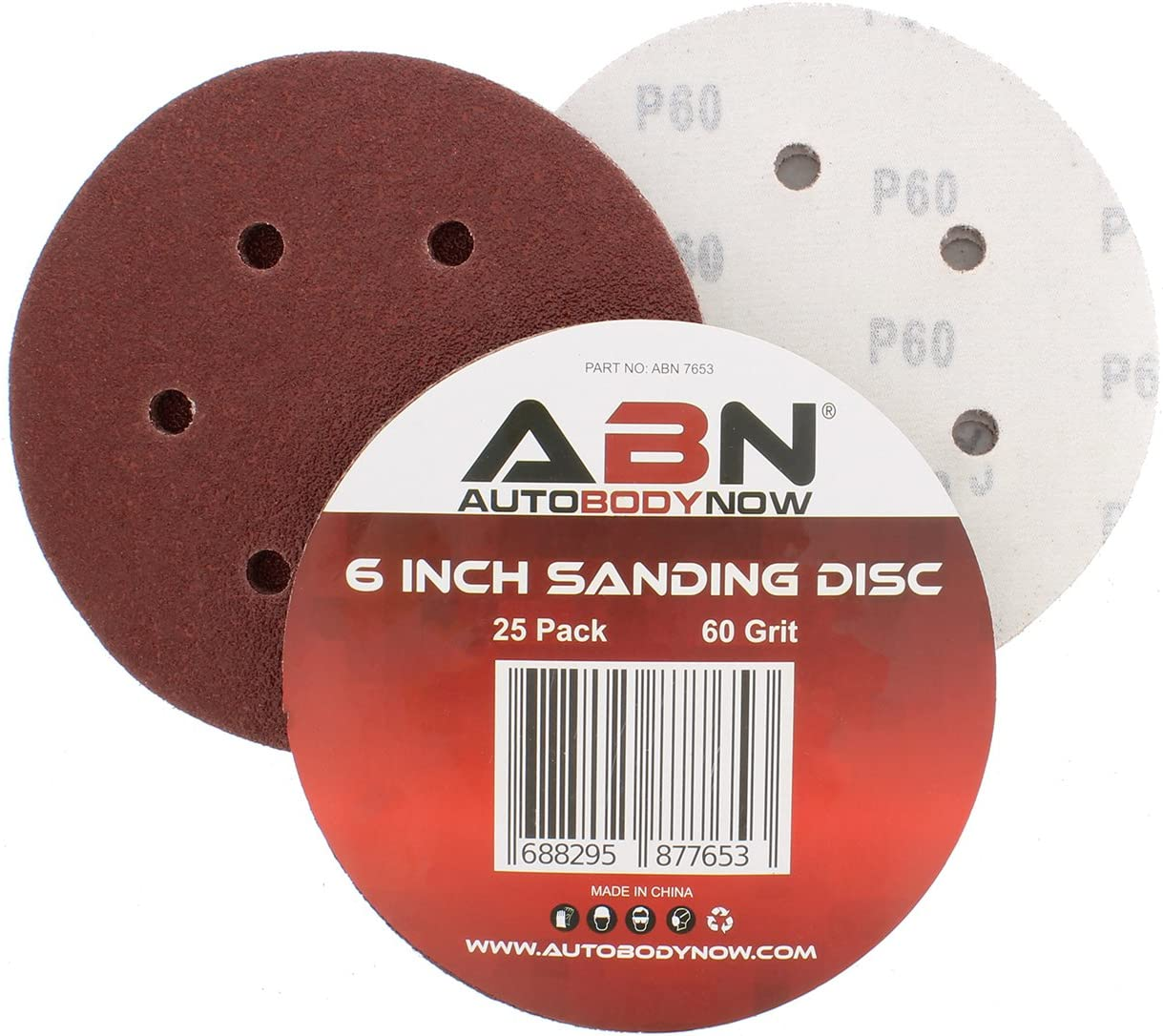 Non-Woven Finishing Disc 12000 RPM Aluminum Oxide 119 Units 2 in Disc Dia