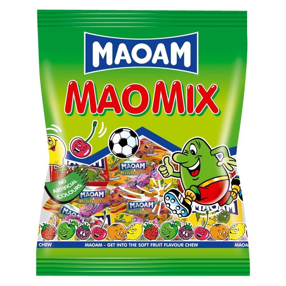 Haribo Maoam Mao Mix 160g Pack Of 6 Grocery Baby Music Cellular Phone Gourmet Food