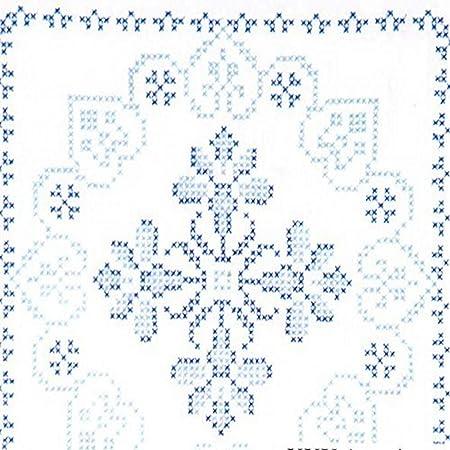 xxx Stars Jack Dempsey Stmpd White Quilt Blocks 18 Inch X18 Inch