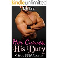 Her Curves, His Duty: High Heat Older Alpha Male Younger BBW Instalove Romance