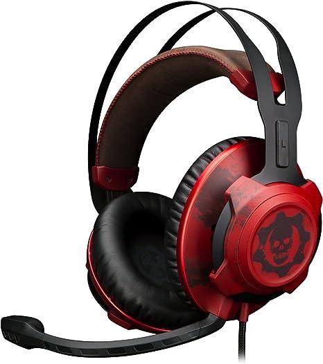 HyperX CloudX Revolver Gears of War - Auriculares con micrófono ...