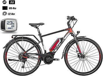 Atala bicicleta eléctrica b-tour S Man 28 9-V Talla 59 Cruise 400 ...