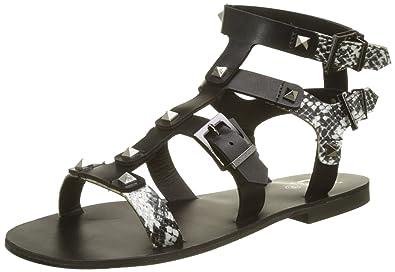 D'azur Et Chaussures Lepic Cassis Femme Spartiates Cote aT0nw7Aqp