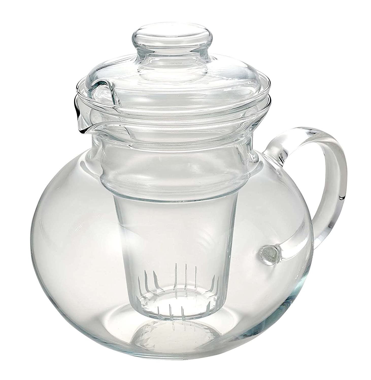 Glass Teapot Eva Simax 3403/F