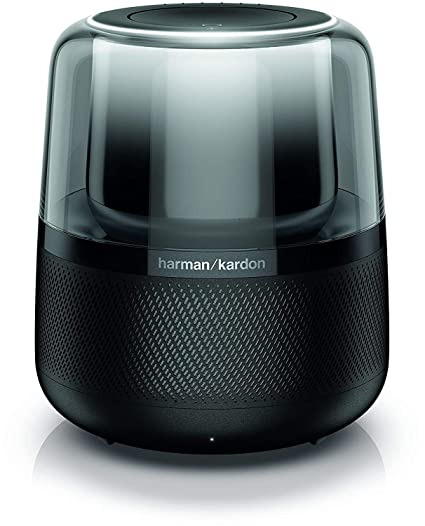 d523c7939ce604 Image Unavailable. Image not available for. Colour: Harman Kardon Allure  Wireless Speaker System with Amazon Alexa ...