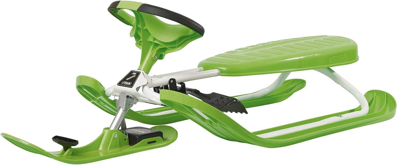 Rennschlitten – Stiga Snow Racer Color Pro Grün