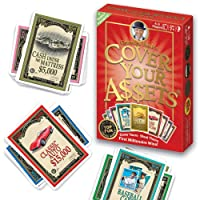 Grandpa Beck's Games Cover Your Assets Card Game