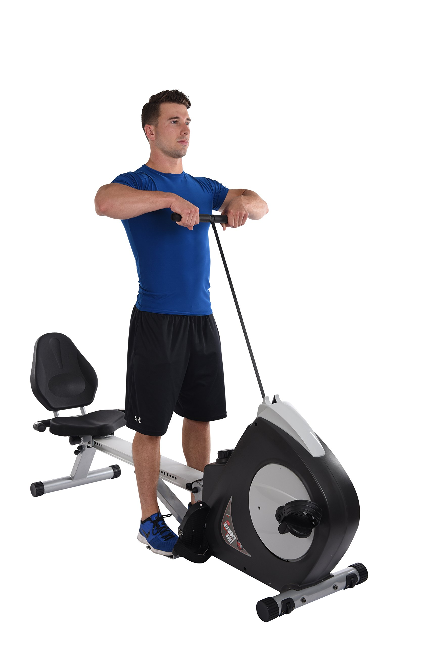 Stamina 15-9003 Deluxe Conversion II Recumbent / Rower by Stamina (Image #6)