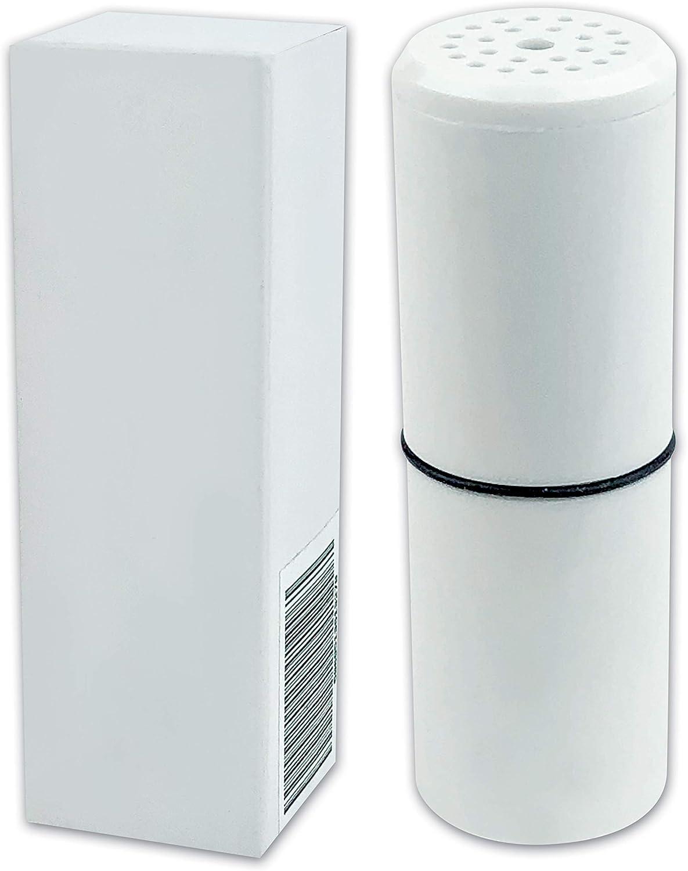 1 Finerfilters Inline Slim Design Shower Filter Replacement Cartridge