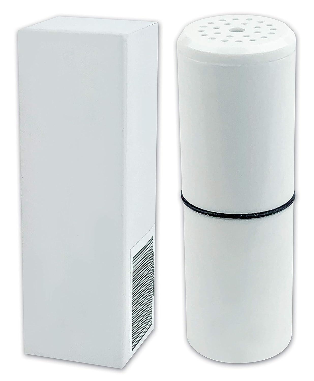 Finerfilters Inline Slim design doccia filtro cartuccia di ricambio bianco