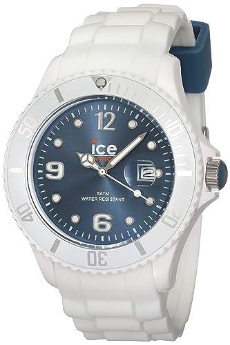Blancbleu Watch Montre Bracelet White SiWjUs10 Ice dxoeWCQrB