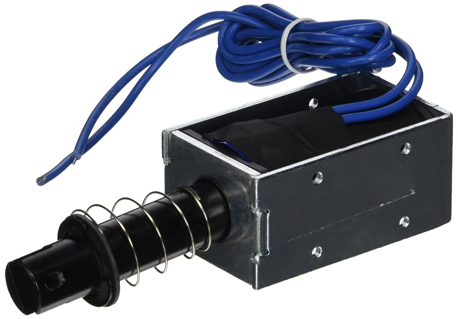 10  mm 2000  g 15  mm 1000  G 2-Wired marco abierto solenoide electroimá n DC24  V Sourcingmap a14042100ux0399