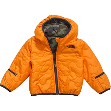 3b85eea61 Amazon.com  The North Face Infant Boys  Perriot Jacket- Peel Orange ...