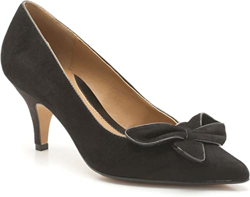 NEW CLARKS SOFTWEAR BALTI CHILLI WOMENS BLACK SUEDE SHOES