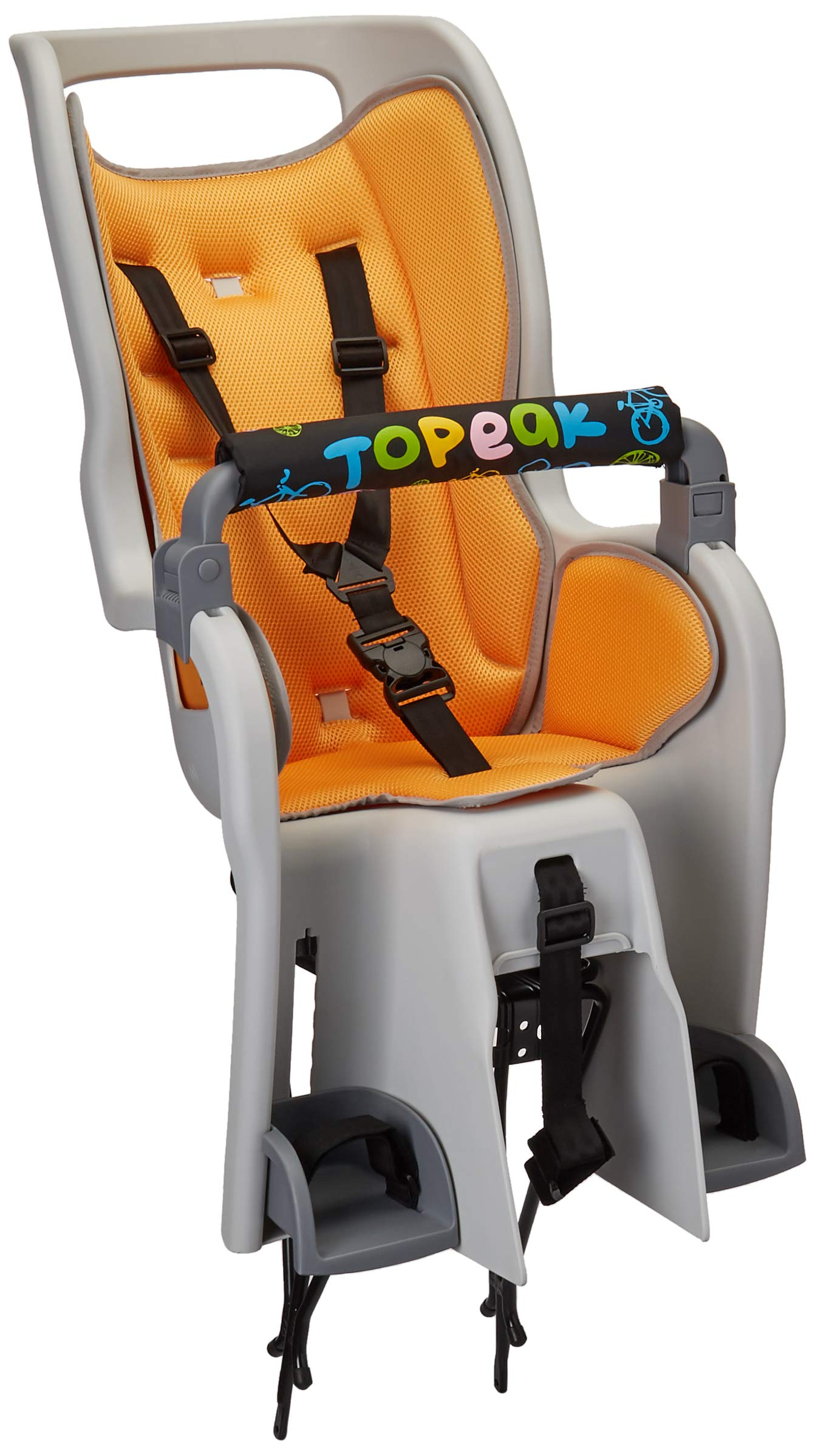 Topeak Products TCS2205 Topeak Baby Seat II 26in Disc Rack Bicycle Baby Seat Todson Inc.