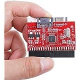 Cables Kart IDE/SATA Converter (Red and Black)