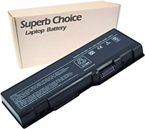 Superb Choice 9-Cell Battery Compatible with DELL U4873 D5318 F5635 G5260 G5266