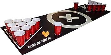 BeerCup-Classics - Juego de mesa, para 2 jugadores: Amazon.es ...