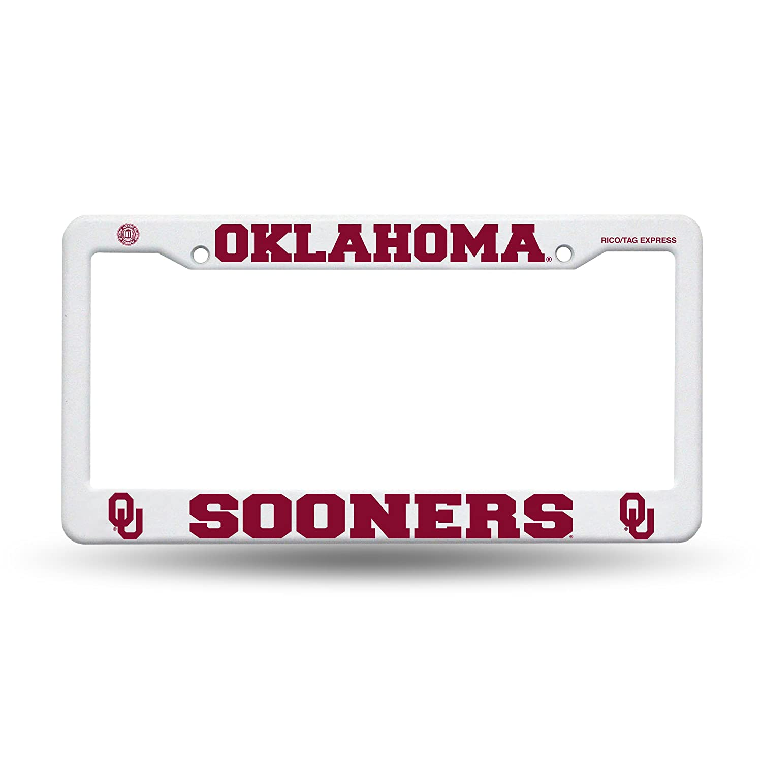 Game Day Outfitters Oklahoma Sooners Auto License Plate Frame