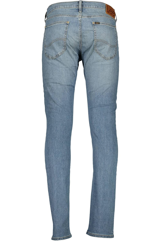 f40f3fcb Lee Men's Luke Slim Tapered Fit Denim Jeans Sun Faded Green: Amazon.co.uk:  Clothing