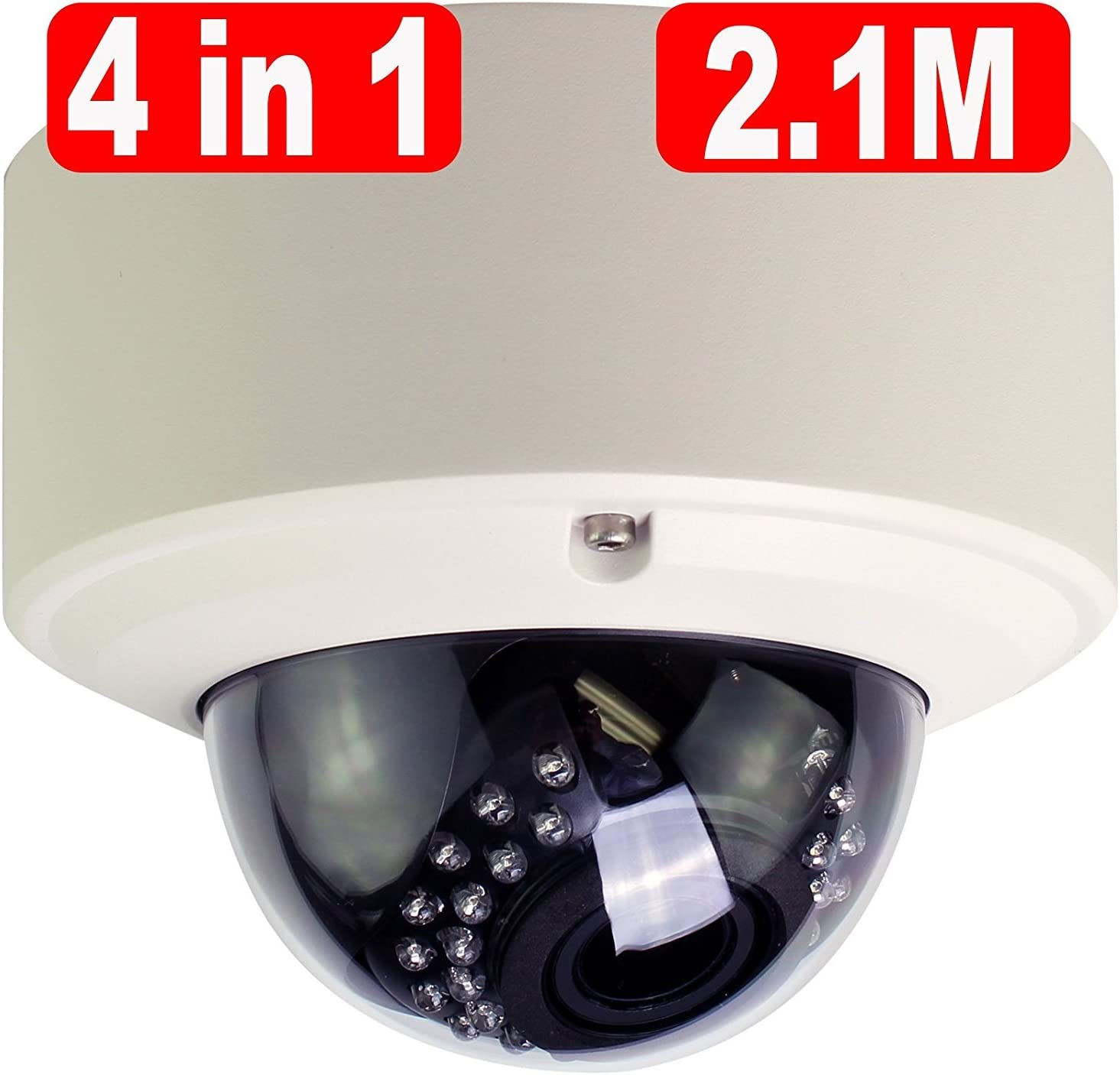 GW Security 32CH HD 1080p DVR Security System, QR-Code Connection, 32 Day Night 1920TVL High Resolution Weatherproof Dome Cameras CCTV Surveillance System 8TB Hard Drive Up to 32TB