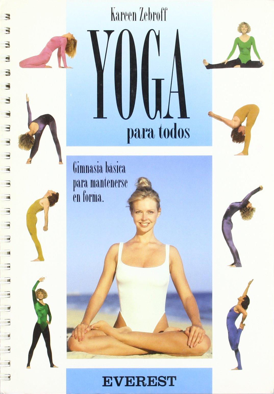 Yoga Para Todos (Spanish Edition): Kareen Zebroff ...
