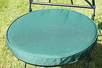 Coussin pour mobilier de jardin - Coussin rond pour chaise de ...