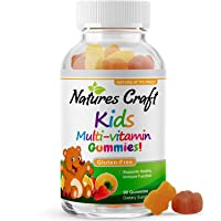 Gummy Vitamins for Kids Immune Support - Children's Vitamins Supplements for Toddler...