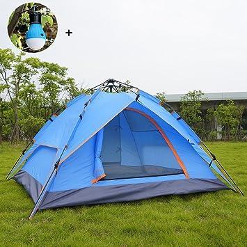 1ff8d9e30a7 Accesorios Para Campamento Tiendas Acampar Camping Fishing Outdoor Family  Tent: Amazon.ca: Home & Kitchen