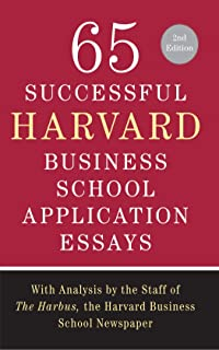 Ross School of Business  University of Michigan    MBA Essay     The Princeton Review