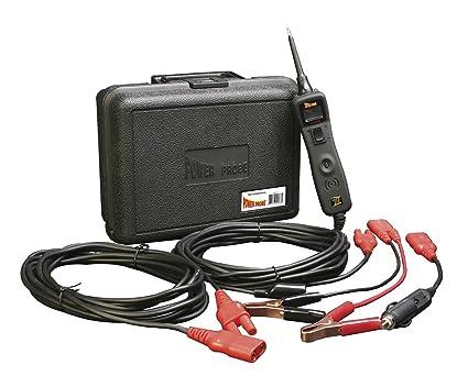 POWER PROBE III w/ Case & Acc - Black (PP319FTCBLK) [Car Automotive  Diagnostic Test Tool, Digital Volt Meter, ACDC Current Resistance Circuit  Tester]