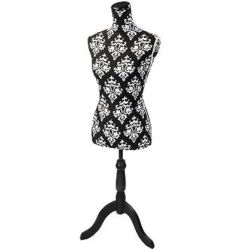 Jago Mannequin buste de couture sur trépied - femme - taille 36 38 ... 0cf451d98706