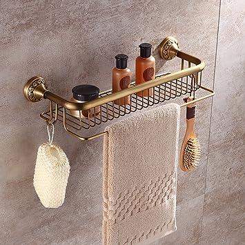Handtuchhalter Europäische Stil Retro Badezimmer Artikel Platzierte ...