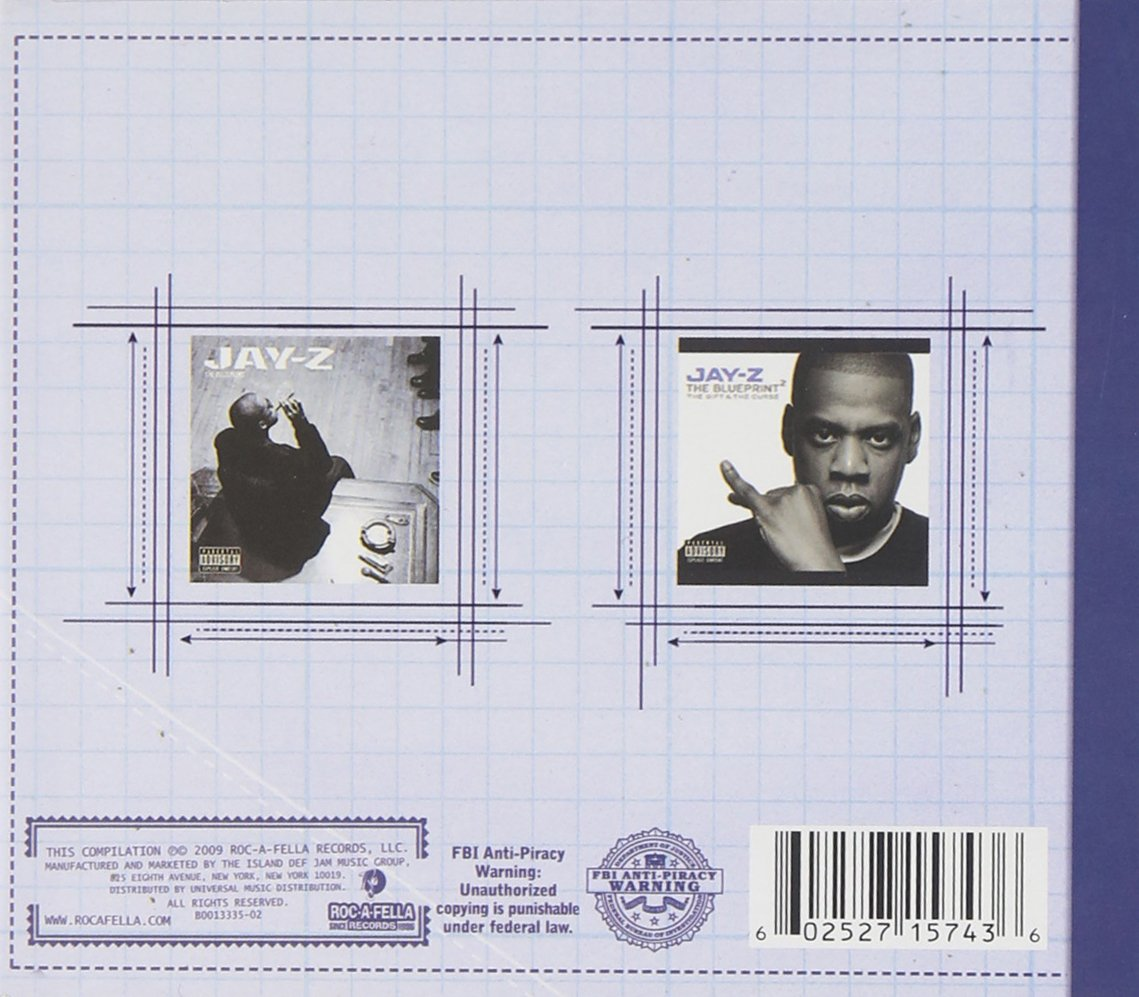 Jay z the blueprint collectors edition amazon music malvernweather Image collections