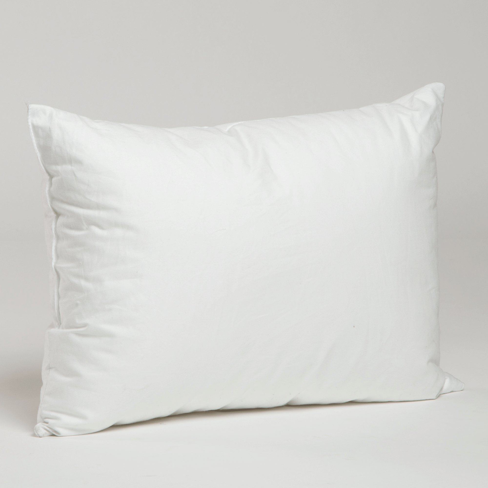Toddler Pillow for Sleeping - Soft & Hypoallergenic - Insert Form Angel Cushion (Ages +2) Made in The USA