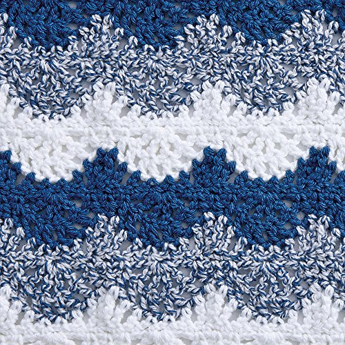 Lace Crochet Afghan - 1
