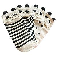 Caramella Cotton Novelty Socks Ankle Socks for Girls and Women