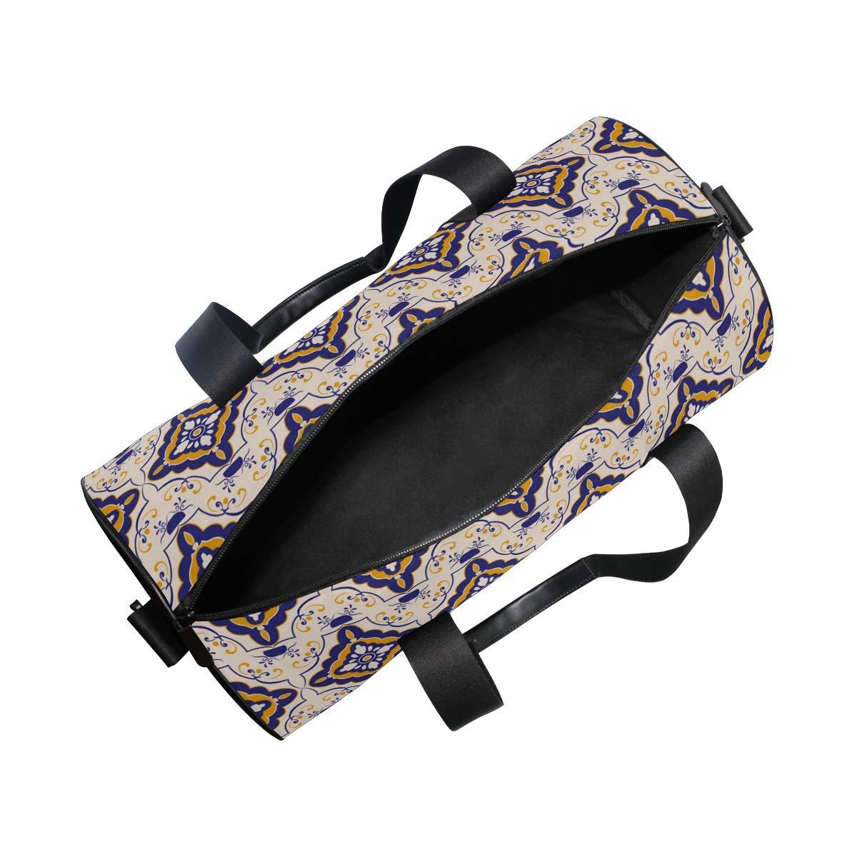 Tree Ceramic PictureWaterproof Non-Slip Wearable Crossbody Bag fitness bag Shoulder Bag
