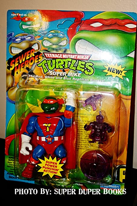 Amazon.com: TMNT Teenage Mutant Ninja Turtles alcantarillado ...