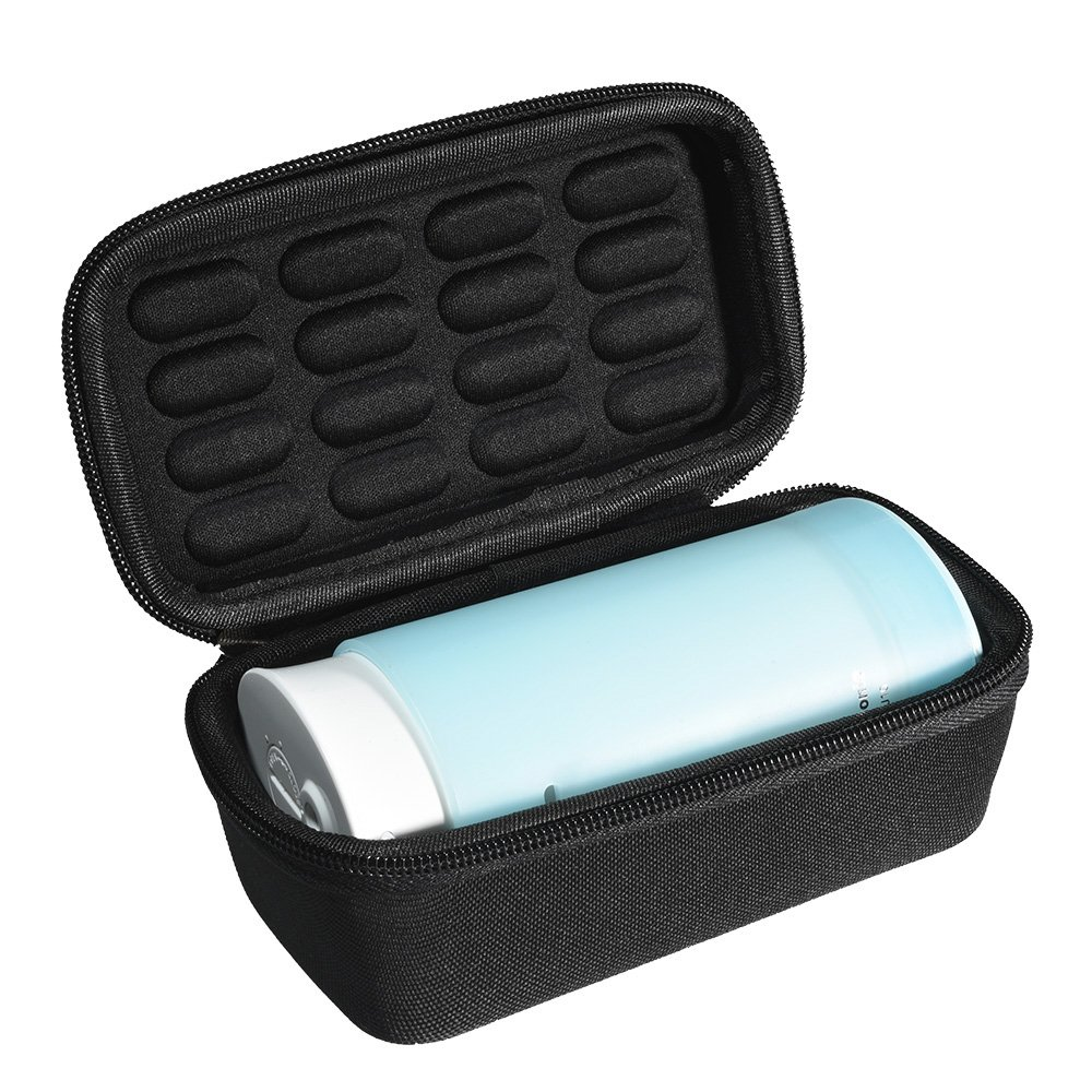 Aproca Hard Travel Case Storage Bag for Panasonic EW-DJ10-A Portable Dental Water Flosser Battery Operated with Collapsible Design for Travel