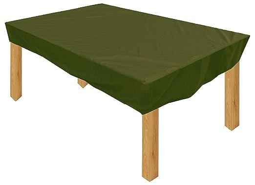KaufPirat Premium Funda para Muebles de Jardín 160x95x15 cm ...