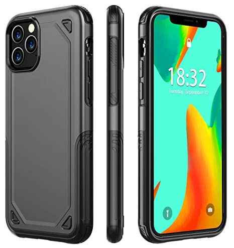 GOLDJU iPhone 11 pro case,iPhone 11/XI case【2019 New】Full body Protective  Slim Sleek Shockproof Wireless Charing Support Cover Case For iPhone 11  (5.8