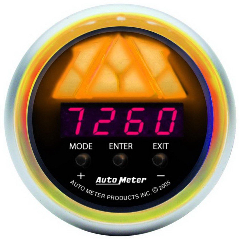 Auto Meter 3387 Sport-Comp 2-1/16'' Level 1 Digital Pro-Shift System Shift Light Gauge by Auto Meter (Image #2)