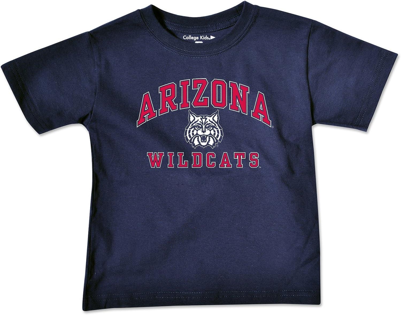 College Kids NCAA Unisex-Child Short Sleeve Toddler Tee