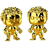Funko Figure Pop Marvel Studios 10 Hulk, Gold Chrome
