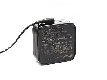 ASUS Cargador 65 vatios Original para la série A53SV: Amazon ...