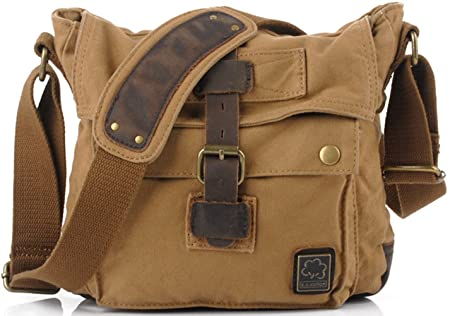 Genda 2Archer Vintage Men s Women s Purse Bag Small Messenger Bag